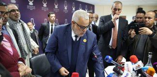 الأمانة العامة للبيجيدي تقف في صف بنكيران وتبرئه من تحمل أية مسؤولية في تأخير تشكيل الحكومة