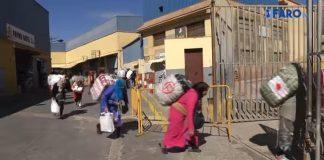منظمة حقوقية: العابرون بمعبر سبتة يتعرضون لانتهاكات جسيمة