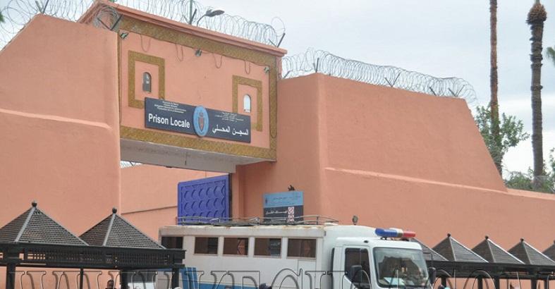 توضيحات مندوبية إدارة السجون حول عملية تفتيش جرت بالسجن المحلي الأوداية بمراكش