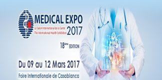 افتتاح المعرض الدولي للصحة بالدار البيضاء بمشاركة 160 عارضا من 12 بلدا
