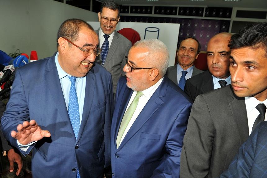 لشكر خارج حكومة العثماني و حزبه يحصل على 4 حقائب وزارية