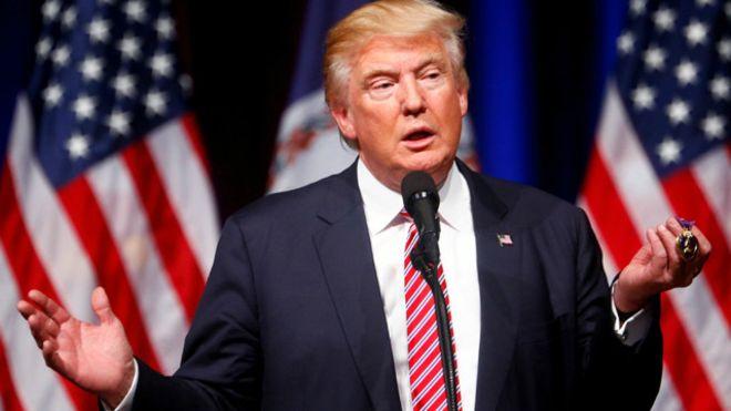 ترامب متوعدا دول النفط: لن تبقوا بأمان بدون حمايتنا