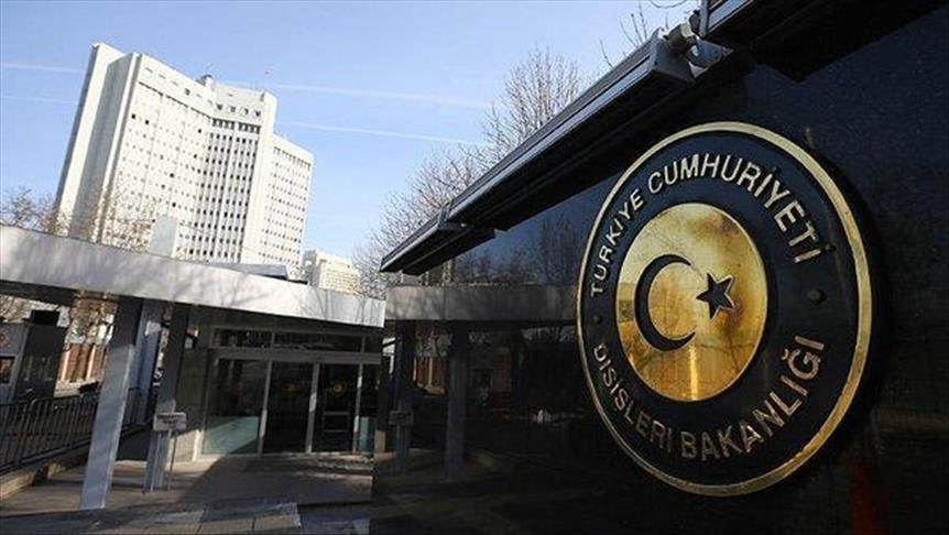 """تركيا تعتبر موقف الاتحاد الأوروبي تجاهها """"نفاقا وعدم اتزان"""""""