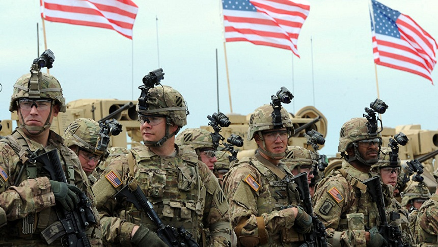 بغداد: الجيش الأمريكي لم يحصل على موافقة لاستئناف عمله بالعراق