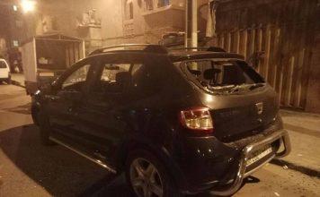 تهشيم أزيد من 30 سيارة بالرباط والشرطة تلقي القبض على الجناة