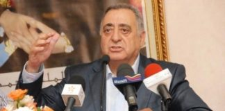 """بيان حزب زيان يدعو إلى سحب الدعم عن العدالة والتنمية ويصف العثماني بـ""""المنبطح"""""""