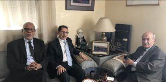 نصائح عبد الرحمن اليوسفي لسعد الدين العثماني