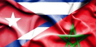 بعد عودة العلاقات مع المغرب نائب وزير خارجية كوبا في تندوف