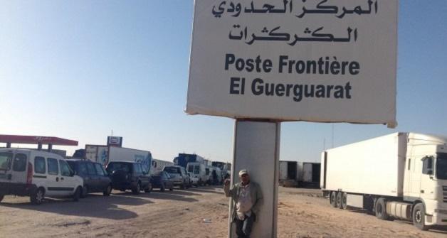 إحباط عملية كبرى لتهريب المخدرات بالمركز الحدودي الكركارات