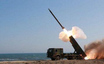 """كوريا الشمالية تتحدى أميركا.. بتجربة صاروخية """"فاشلة"""""""