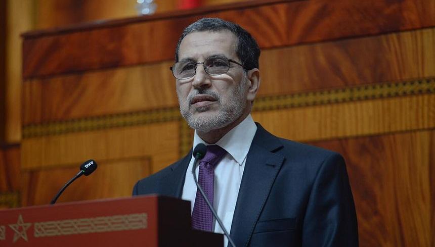 """رئيس الحكومة سعد الدين العثماني: المغرب أصبح سنة بعد أخرى """"أقل ارتباطا بالتساقطات المطرية""""!"""
