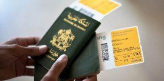 جواز السفر المغربي يتيح الدخول إلى 61 دولة بدون تأشيرة