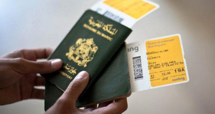 هذه هي الدول التي يستطيع المغربي دخولها بدون تأشيرة