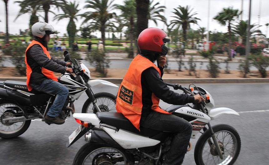 تدخلات شرطة النجدة بمراكش تفوق 1700 خلال أسبوعين