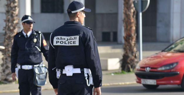 الرصاص لتوقيف مجرم خطير حرض كلبه على المواطنين والشرطة