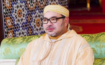 الملك محمد السادس لأمير قطر: نعتز بالتعاون والتضامن الذي يربط بلدينا