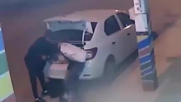 سرقة السيارات بحد السوالم