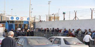 سيارات مغربية ممنوعة من دخول سبتة