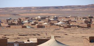 ثورة بمخيمات البوليزاريو
