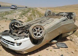 """""""خطاف"""" يتسبب في إصابة ستة أشخاص في حادث مروري نواحي مراكش"""