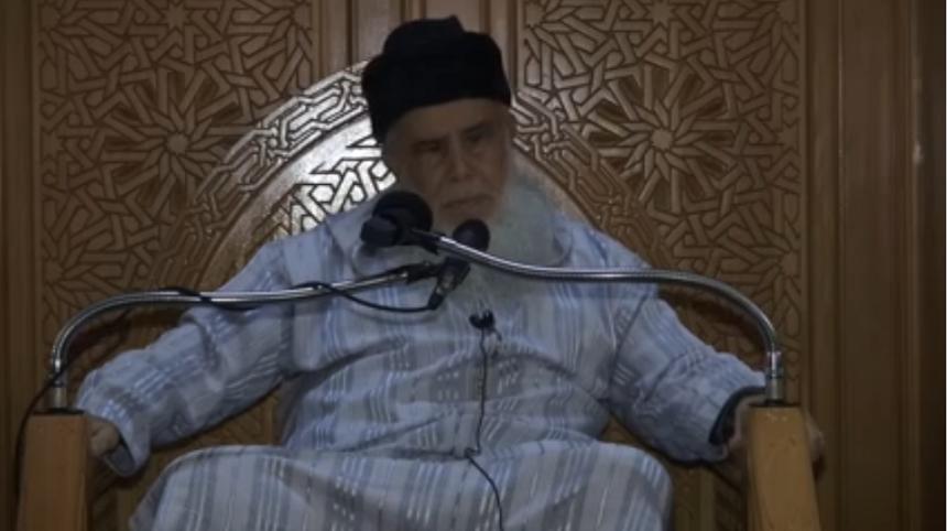 الشيخ محمد زحل -رحمه الله-: التوحيد الحق