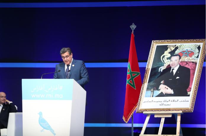 أخنوش: التجمع الوطني للأحرار يعمل من أجل اقتراح مشروع مجتمعي حقيقي على المغاربة