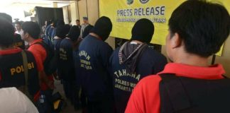 الشرطة الإندونيسية تعتقل 141 شخصًا في حفل للشواذ جنسيًا