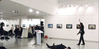 توقيف مشتبه به جديد في قضية اغتيال السفير الروسي بأنقرة