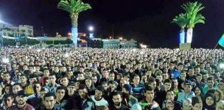 """احتجاجات لليوم الثالث ضد أحكام """"قاسية"""" بحق نشطاء """"الريف"""""""