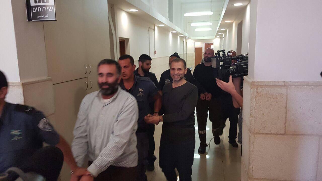 لوائح اتهام بدعوى مواصلة نشاط الحركة الإسلامية ودعم مشاريع في القدس والأقصى