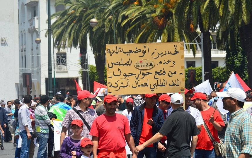 أنباء عن لقاء وزير الداخلية بالنقابات الأكثر تمثيلية حول الزيادة في الأجور قبل فاتح ماي
