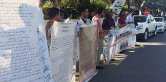 الأساتذة المتدربون المرسبون يخوضون إضرابا مفتوحا عن الطعام