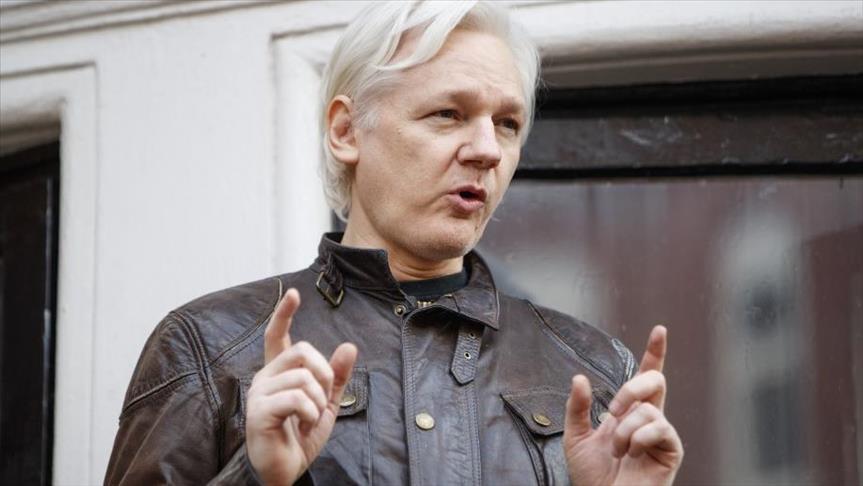 شرطة لندن: اعتقال جوليان أسانج نيابة عن السلطات الأمريكية