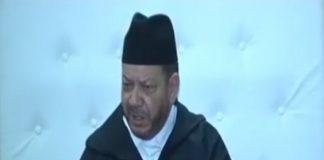 فيديو.. الشيخ بنحمزة يرد على من يشرب الماء عند أذان الفجر