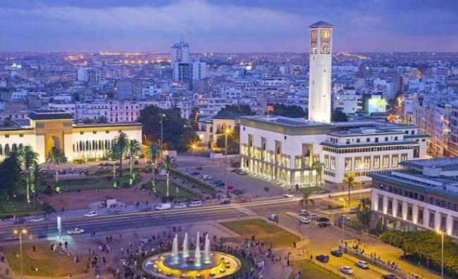 دراسة: سكان الدار البيضاء يقومون بإنجاز7.8 مليون من التنقلات يوميا