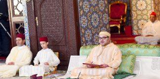 الملك محمد السادس يترأس الدرس الثاني من سلسلة الدروس الحسنية الرمضانية