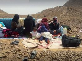 عودة التلاسن بين المغرب والجزائر بشأن العالقين السوريين