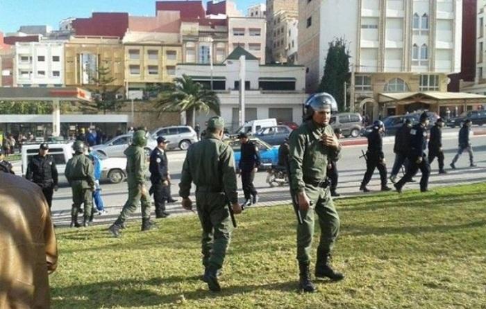 الحسيمة.. إصابة عدة عناصر من القوات العمومية في مواجهات مع متظاهرين