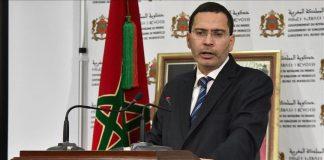 تصريح الوزير الخلفي عقب الاجتماع الأسبوعي لمجلس الحكومة اليوم