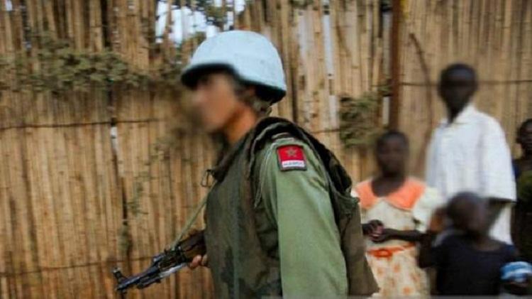 إصابة جندي مغربي ضمن بعثة (مينوسكا) بإفريقيا الوسطى بجروح بليغة