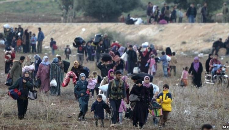 المغرب يرفض من جديد إدخال السوريين العالقين على الحدود ويحمل الجزائر مسؤوليتهم