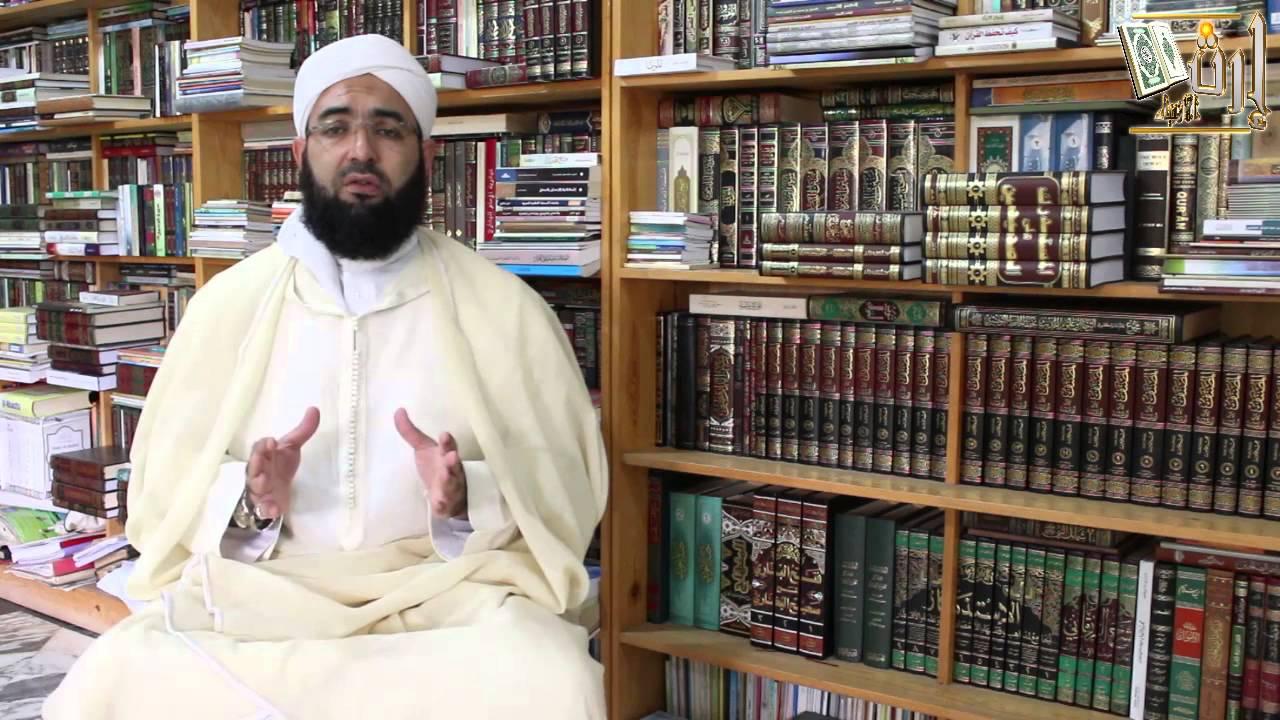 فيديو.. فضل شهر شعبان (حديث الجمعة) - الشيخ الحسن الكتاني
