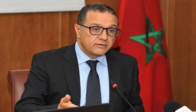 وزير الاقتصاد والمالية يقدم بالمجلس الحكومي عرضا حول السياسة الوطنية للشمول المالي