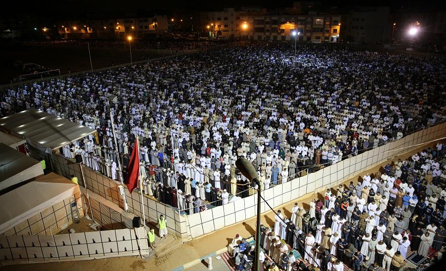 بشرى لرواد ومتتبعي مصلى التراويح حي الإنبعاث بسلا.. المنظمون سيشرعون في تهيئتها اليوم الخميس