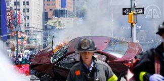 """شرطة نيويورك: قتيل و20 جريحًا في حادث دهس """"غير إرهابي"""""""