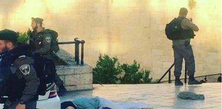 إعدام فتاة فلسطينية برصاص علوج الاحتلال في القدس
