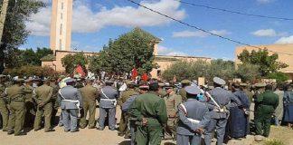 وزارة الأوقاف تلغي صلاة الجمعة بمسجد دوار الشيخ إقليم قلعة السراغنة
