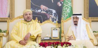 الملك محمد السادس يشيد بجهود السعودية في الحج والملك سلمان يشكره