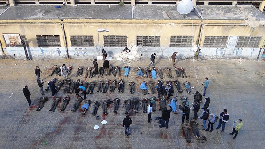 واشنطن: نظام الأسد أحرق جثامين آلاف المعتقلين بسجن صيدنايا