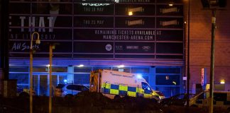 """تنظيم """"داعش"""" يتبنى هجوم مانشستر البريطانية ويعلن تنفيذه بواسطة عبوة ناسفة"""